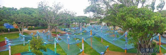 『海洋博公園』兒童樂園-大海原區