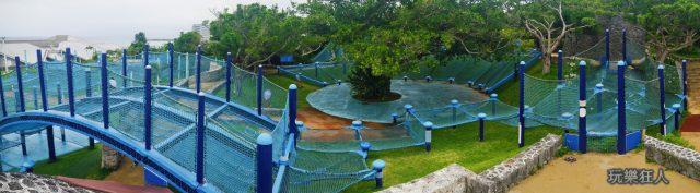 『海洋博公園』兒童樂園-海浪區