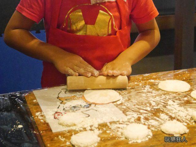 『一風堂兒童廚房』- 桿麵皮