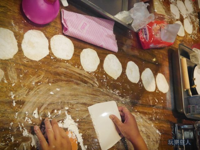 『一風堂兒童廚房』- 煎餃皮