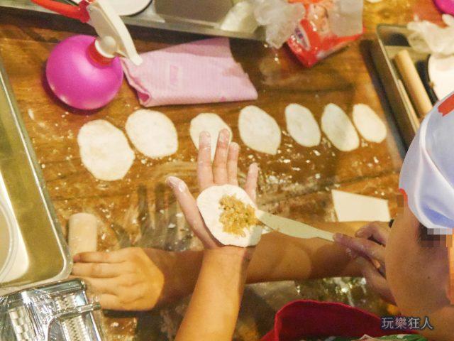 『一風堂兒童廚房』- 包煎餃