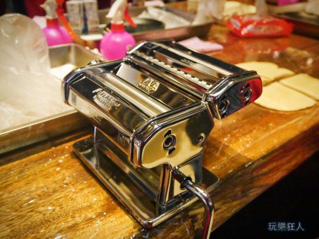 『一風堂兒童廚房』- 製麵機
