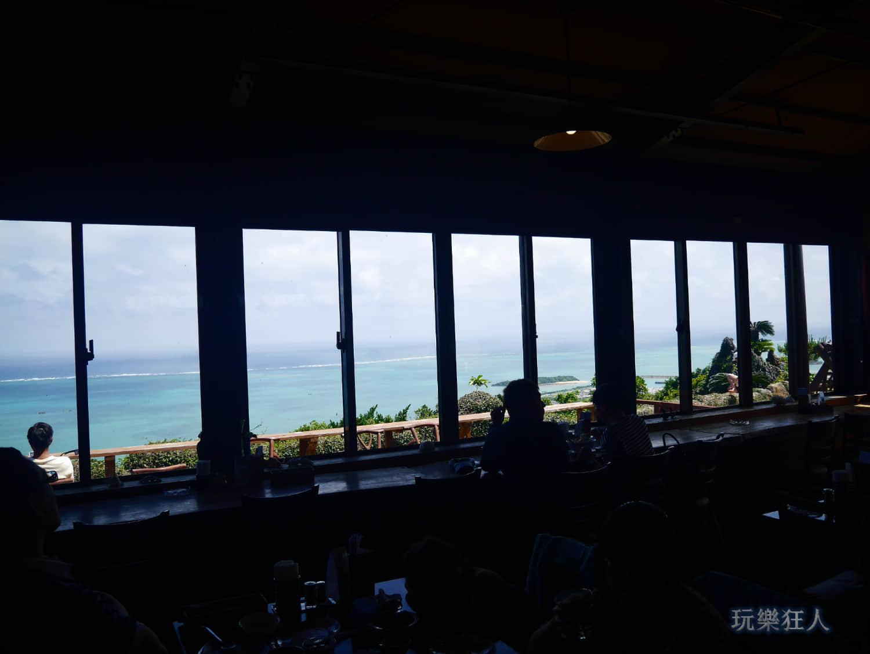 『Cafe Curcuma』窗景