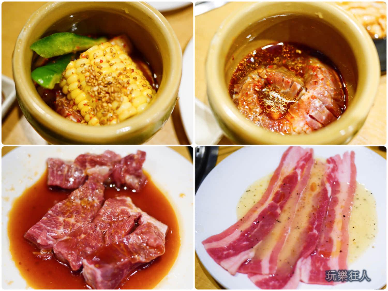 「燒肉王」牛肉食材