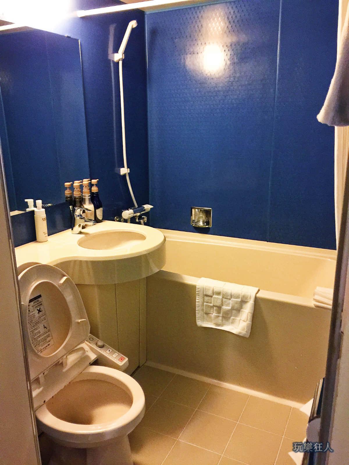 「艾貝斯特酒店」家庭房 - 浴室