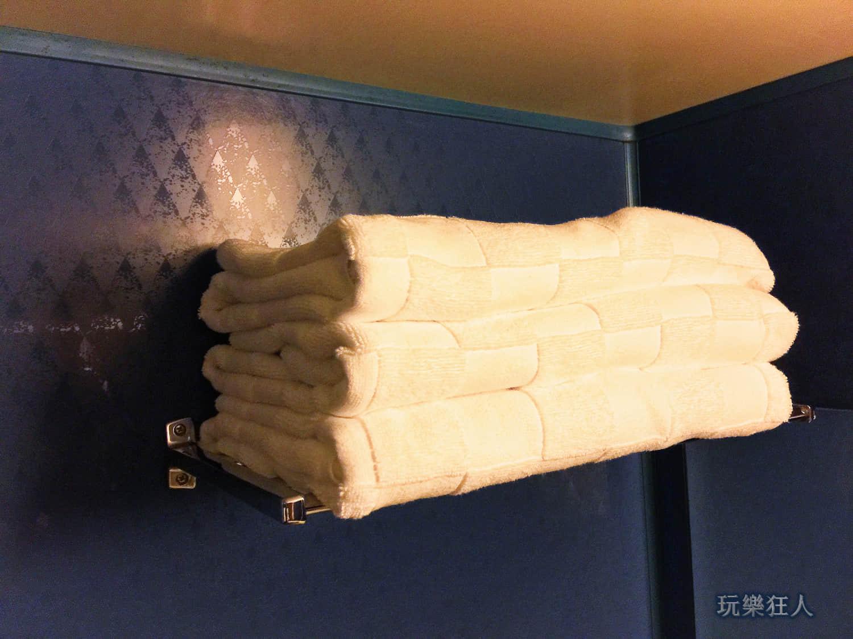 「艾貝斯特酒店」家庭房 - 浴巾